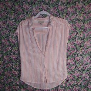 Lucky brand womens blouse